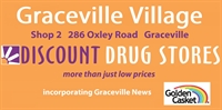 Graceville Village Discount Drug Store (Shop2, 286 Oxley Road, Graceville)